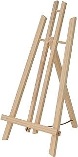 Artina Bordsstaffli London furu konstnär staffli 470 mm 470 tum för bröllop, målning eller uppvisning staffli för nybörjare