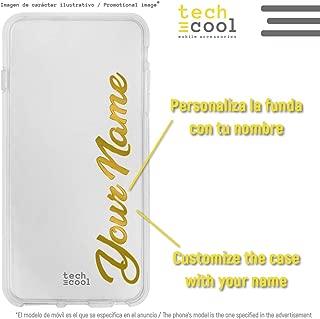 Gel Silicona Flexible, Dise/ño Exclusivo Funnytech/® Funda Silicona para Xiaomi Redmi Note 5A 5A Prime Cada Fracaso Fondo Verde