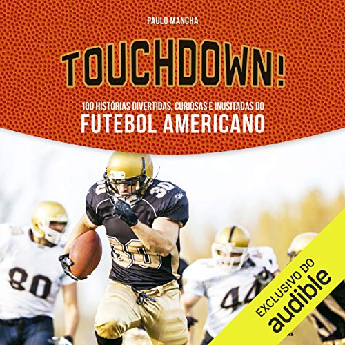 Touchdown [Portuguese Edition] audiobook cover art