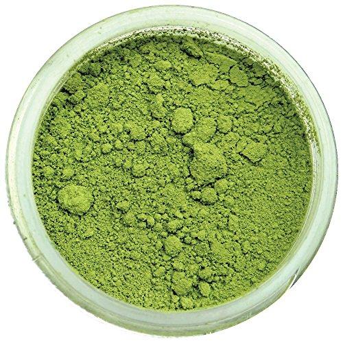 PME Essbare Puderfarbe Olivgrün
