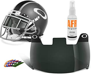 Oakley 20% Grey Football Eye Shield and Anti-Fog Cleaning Solution