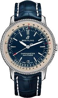 Navitimer 1 Automatic 38 Blue Dial Men's Watch A17325211C1P1