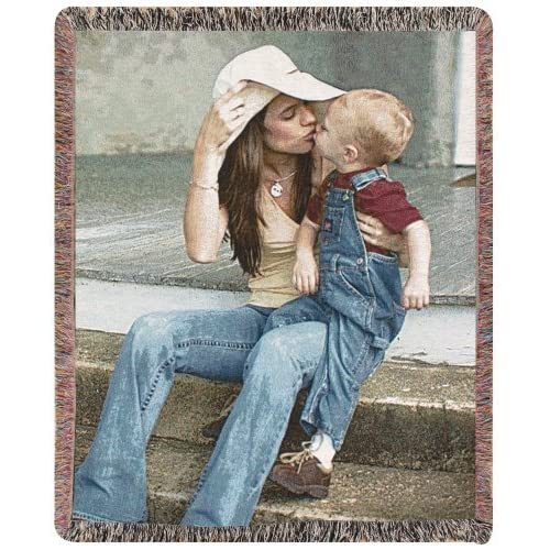 Personalized Throw Blankets Amazon Com