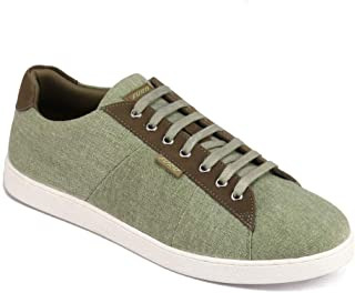 FURO by Red Chief Olive Canvas Sneaker for Men SNM112 124