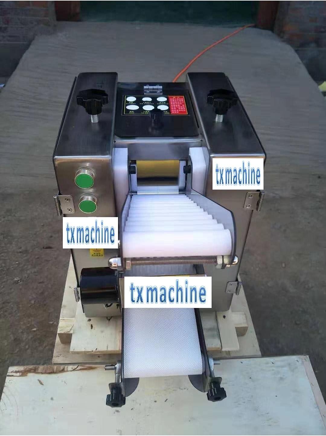 TXMACHINE Dumpling Skin Machine Automatic Dumpling Wrapper Maker