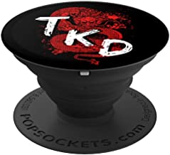 Taekwondo Gift Dragon Martial Arts Tae Kwon Do PopSockets Grip and Stand for Phones and Tablets