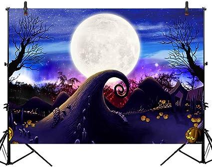 Allenjoy 2 1 X 1 5 M Halloween Hintergrund Happy First Kamera