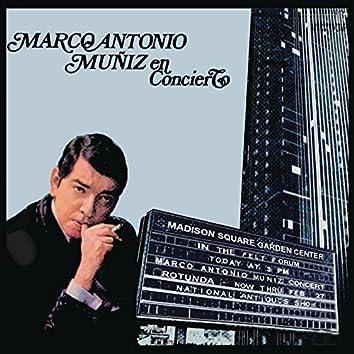 Marco Antonio Muñíz en Concierto