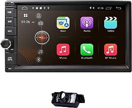 Android 8.1/in Precipitare 17,8/cm GPS Car stereo universale doppio DIN auto radio supporto WiFi Bluetooth RDS GPS WiFi radio DVR