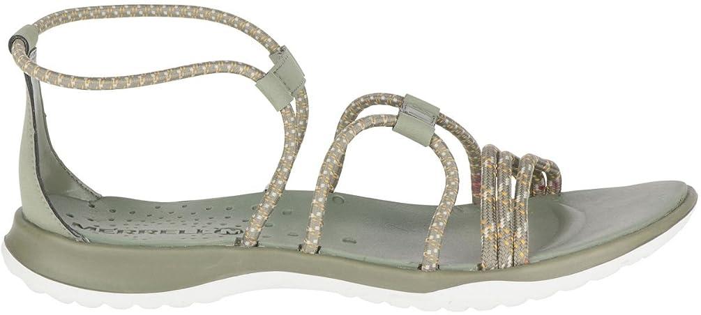 後ろに羽ナット[メレル] レディース サンダル Merrell Women's Sunstone Sandals [並行輸入品]