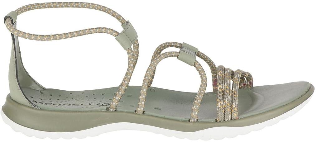 夏ねじれ二年生[メレル] レディース サンダル Merrell Women's Sunstone Sandals [並行輸入品]