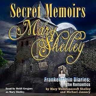 Secret Memoirs of Mary Shelley audiobook cover art