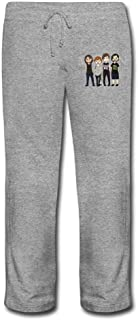 of mice and Men Women's Sweatpants Lightweight Jog Sports Casual Trousers Running Training Pants