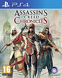 Assassin's Creed Chronicles brings the thrill of being a Master Assassin to 2.5D. Players journey to three distinct civilizations and time periods throughout history, including the Ming dynasty at the start of its downfall, the Sikh Empire as it prep...