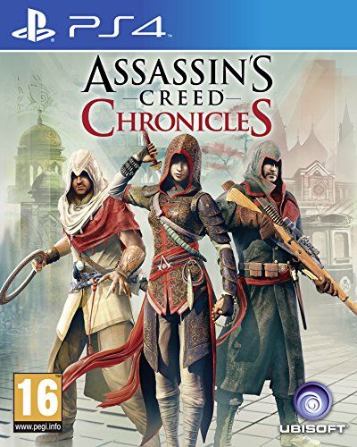 Assassins Creed Chronicles - PlayStation 4 - [Edizione: Regno Unito]