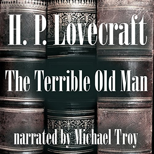 The Terrible Old Man audiobook cover art