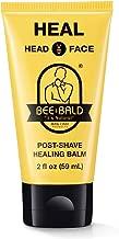 Bee Bald Heal Post-Shave Healing Balm, 2 fl. oz.