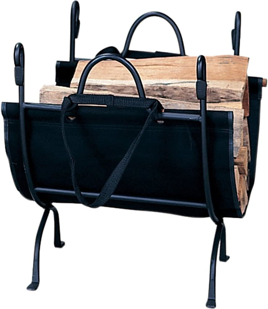 New life Uniflame Deluxe Wrought Iron Log Ranking TOP18 Holder 18