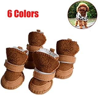 Best puppy boots for winter Reviews