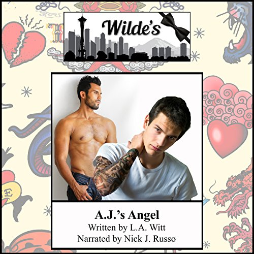 A.J.'s Angel audiobook cover art