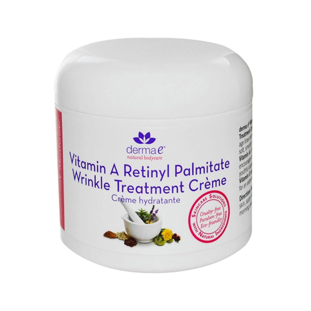 知的アフリカ人勝つDerma E Anti-Wrinkle Renewal Cream 113g/4oz並行輸入品