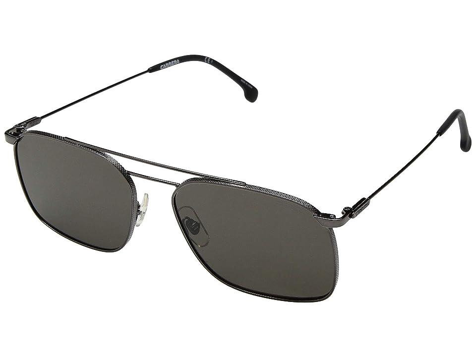 Carrera Carrera 186/S (Dark Ruthenium/Black) Fashion Sunglasses