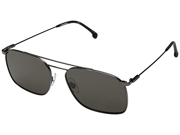 Carrera   186/S (Dark Ruthenium/Black) Fashion Sunglasses