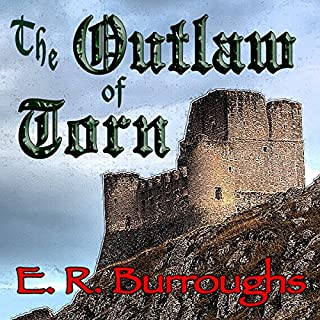 The Outlaw of Torn audiobook cover art