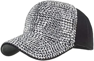 MKJNBH Star Rhinestone Baseball Cap Streetwear Summer Cotton Hat Travel Outdoor Visors Czapka Z Daszkiem