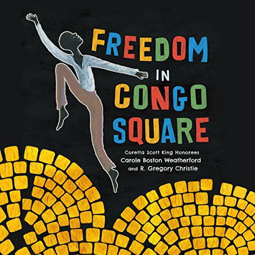Freedom in Congo Square audiobook cover art