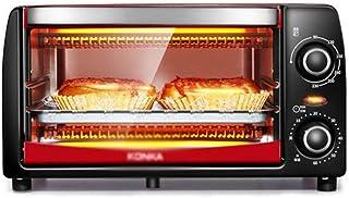 Horno Eléctrico Multifuncional Hogar, Cocina 12L Mini Hornear De Doble Capa Totalmente Automático Pequeña Máquina De 1050W / A / 350×225×180mm