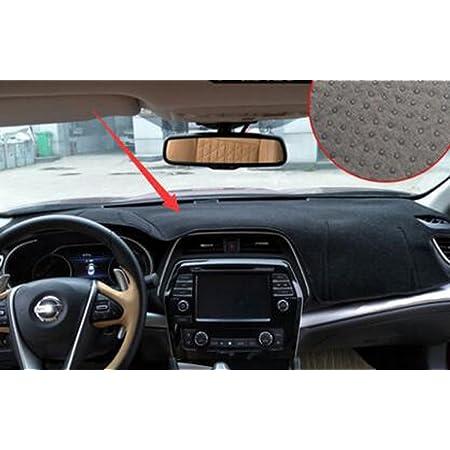 Custom Carpet Black For Nissan Maxima 2009-2011 Dash Cover Mat Pad