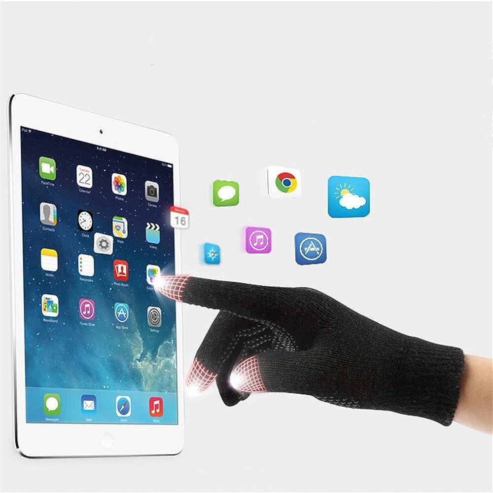 Winter Sport Touchscreen Gloves with Touchscreen Technology for Men Women