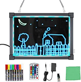 MBQMBSS LED Message Writing Board 16