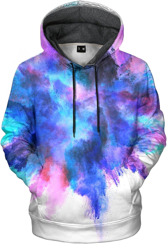 Award Mens Space Cotton Sweatshirt Color Dust Novel Powder Creativity SEAL limited product