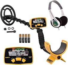 Garrett ACE 200 Metal Detector with Waterproof Search Coil and Treasure Sound Headphone
