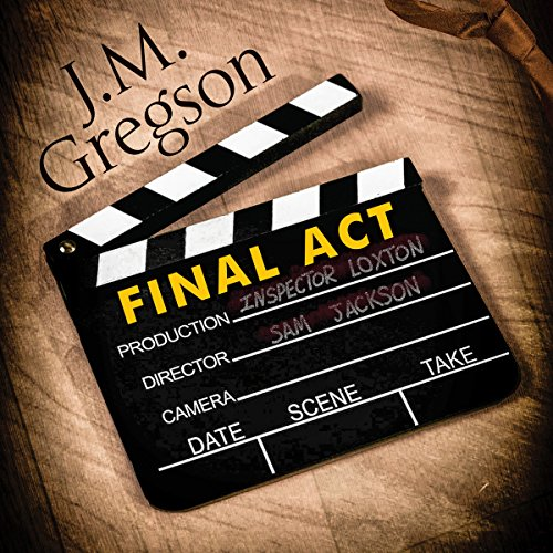 Final Act Audiobook By J. M. Gregson cover art