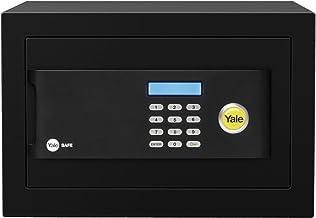 Yale 05537000-6, Cofre Standard Compact, Preto, YALE