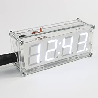 Best digital microcontroller clock Reviews