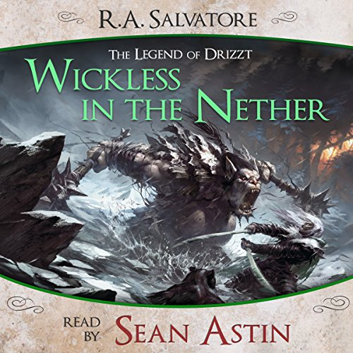Wickless in the Nether audiobook cover art