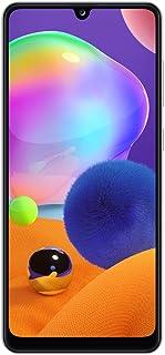 Samsung Galaxy A31-128GB / 4GB - A315G/DSL Unlocked Dual Sim Phone w/Quad Camera 48MP+8MP+5MP+5MP GSM International Version (Prism Crush White)