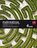 Matemáticas orientadas a las ciencias aplicadas. 4 ESO. Savia. Trimestres - Pack de 3 libros - 9788467587098
