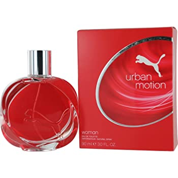 Puma Urban Motion Women EDT Spray 90ml, 1er Pack (1 x 90 ml