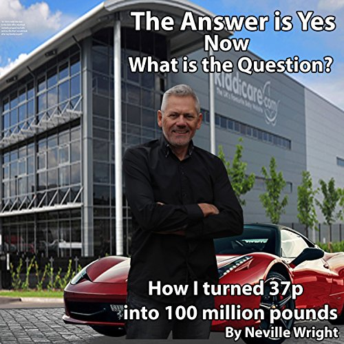 The Answer Is Yes audiobook cover art