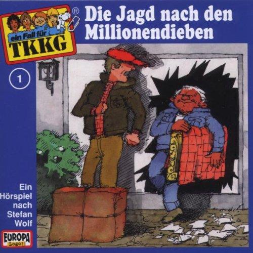 Tkkg  1-001/Die Jagd nach den Millionendieben