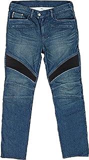 Joe Rocket 1462-0034 Men`s Accelerator Jean (Blue, Size 34) (Kevlar Reinforced Regular)