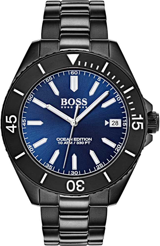 Hugo boss  orologio in acciaio inossidabile 1513559