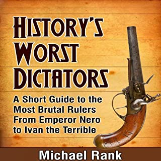 History's Worst Dictators Titelbild