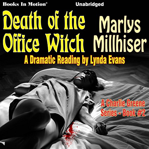 Death of the Office Witch audiobook cover art