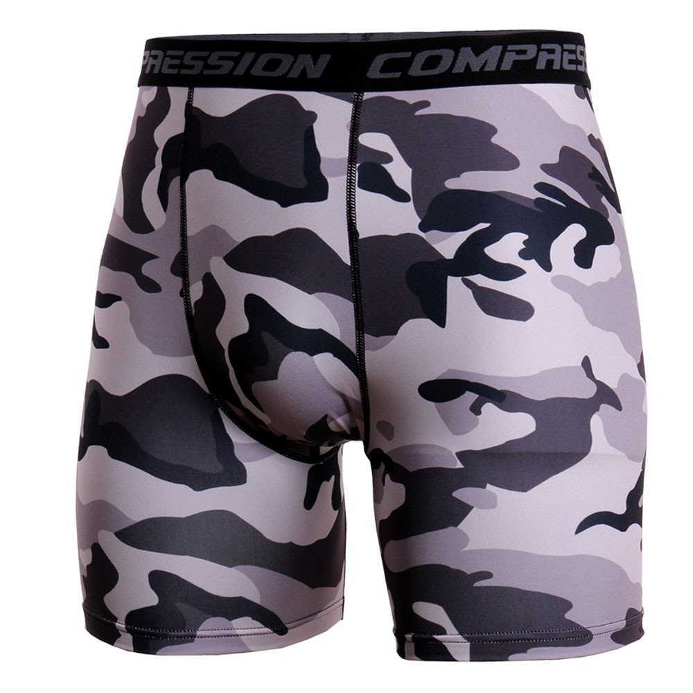 WEUIE Mens Solid Gym Workout Shorts Running Training Jogging Short Pants Summer Fast-Drying Beach Shorts
